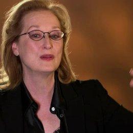 Meryl Streep - Violet Weston -  über Benedict Cumberbatch - OV-Interview Poster
