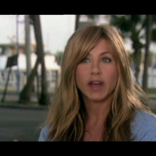 "Jennifer Aniston ""Jenny Grogan"" - OV-Interview"