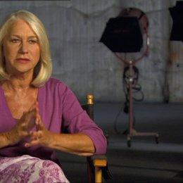Helen Mirren (Alma Hitchcock) über was sie von Hitchcock hält - OV-Interview Poster