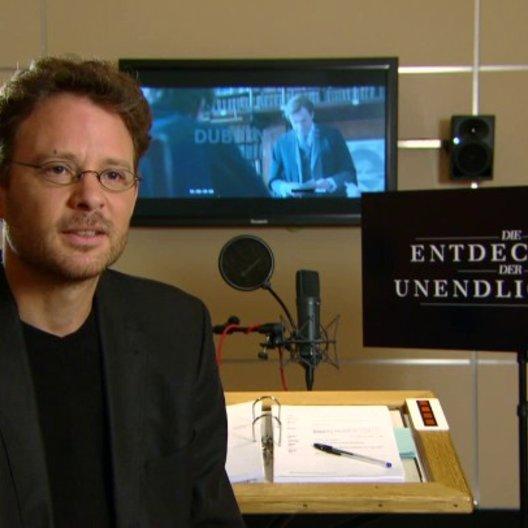 Timmo Niesner über den Verlauf der Krankheit - Interview Poster