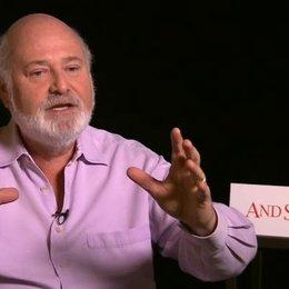 Rob Reiner - Regisseur - über die Zielgruppe und das Verhalten des älteren Publikums - OV-Interview Poster