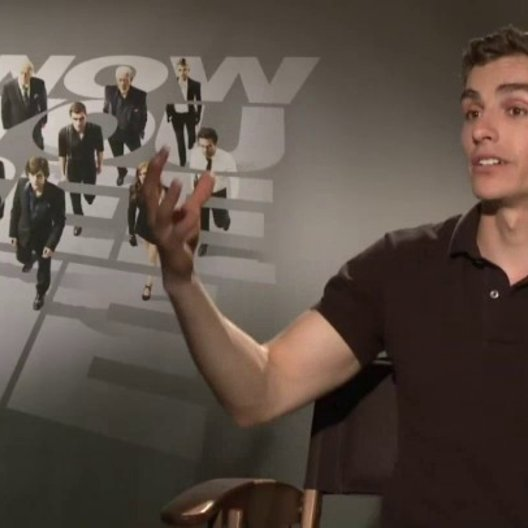 Dave Franco -Jack Wilder- über seine Rolle - OV-Interview Poster