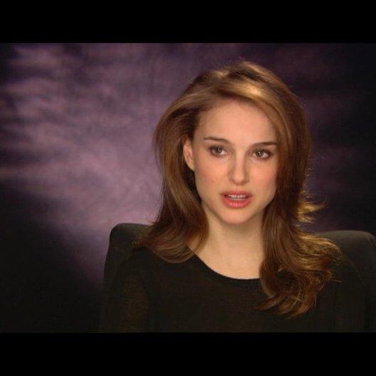 Natalie Portman über die Geschichte - OV-Interview