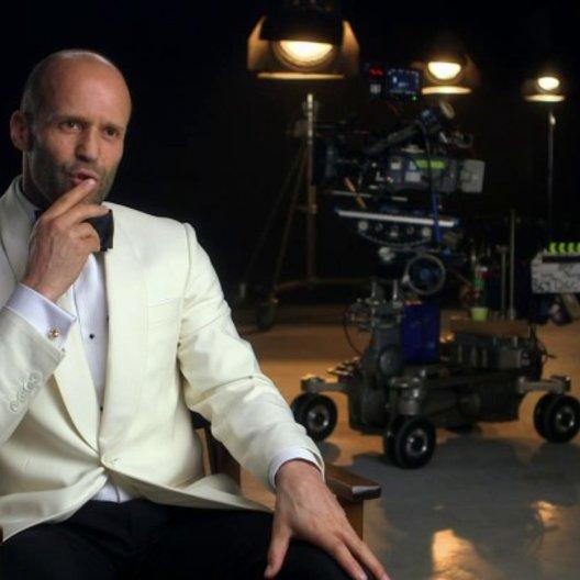 Jason Statham über seine Rolle Rick Ford - OV-Interview
