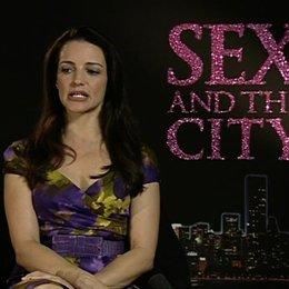 Kristin Davis - Interview