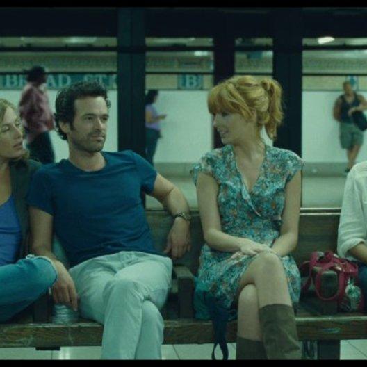 Xavier und seine Frauen - Szene