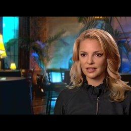 Katherine Heigl über die Besetzung und die Dreharbeiten - OV-Interview