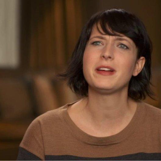 DIABLO CODY - Drehbuchautorin - über CHARLIZE THERONs Rolle Mavis Gary - OV-Interview