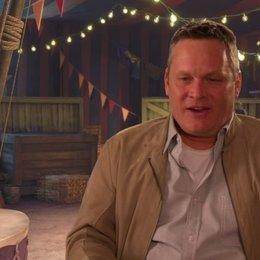 Eric Darnell - Regisseur und Co-Autor - darüber was das Publikum erwarten kann - OV-Interview