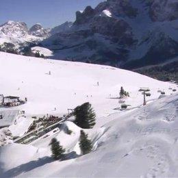 Wintersportler - Szene