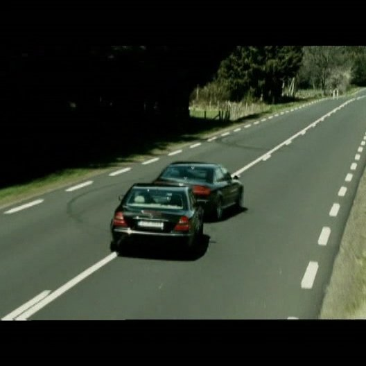 """""""Fahren Sie etwas schneller!"""" - Szene"""