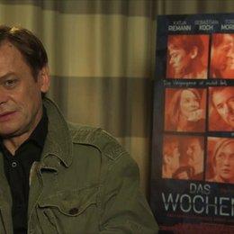 Sylvester Groth über die Erwartungen Henners an das Wochenende - Interview Poster
