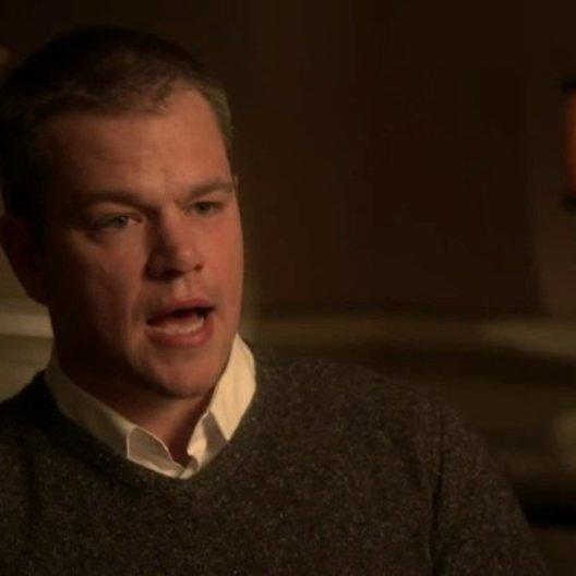 Matt Damon - Scott - über sein Interesse an Liberace, den Film und Michael Douglas - OV-Interview