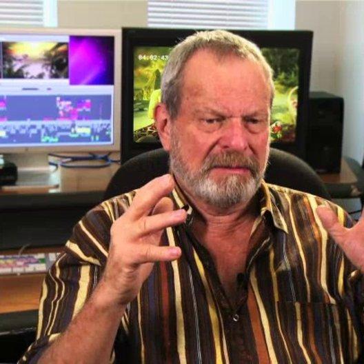 Carlo Poggioli und Terry Gilliam über die Kostüme - OV-Interview Poster