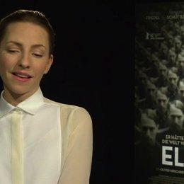 Katharina Schüttler (Elsa) darüber wie sie Elsa beschreiben würde - Interview