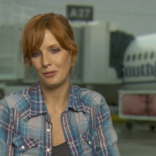 Kelly Reilly - Nicole - über Robert Zemeckis - OV-Interview Poster