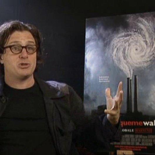 Davis Guggenheim über den Doku-Boom und Al Gores Reaktion auf den Film - OV-Interview Poster