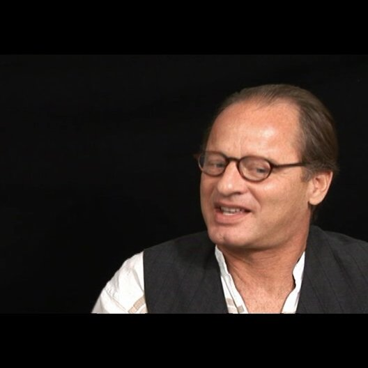 Tom Gerhardt (Musiklehrer Nickel) über die positiven Eigenschaften seiner Rolle - Interview