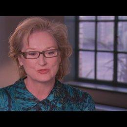 MERYL STREEP - Margaret Thatcher - über die Arbeit mit PHILLIDIA LLOYD - OV-Interview