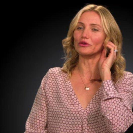 Cameron Diaz (Annie) über die Ausgangssituation des Films - OV-Interview