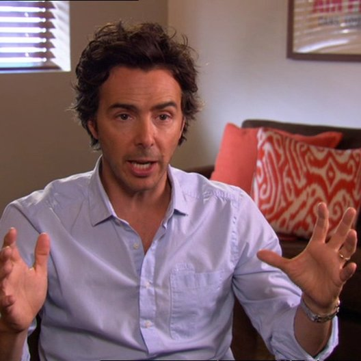 Shawn Levy - Produzent - über die Entstehung der Idee zum Film - OV-Interview Poster