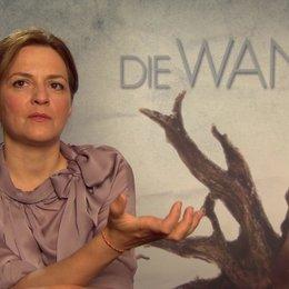Martina Gedeck - Frau - über das Thema Angst - Interview Poster