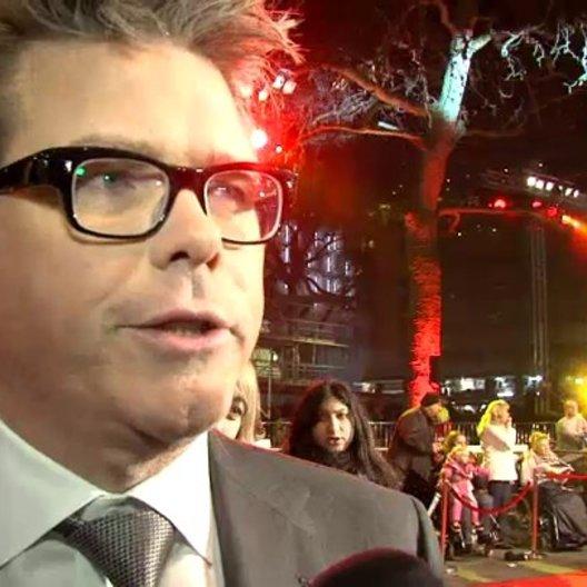 Weltpremiere - Christopher McQuarrie - Regisseur über die Ähnlichkeit zwischen Tom Cruise und Jack Reacher - OV-Interview