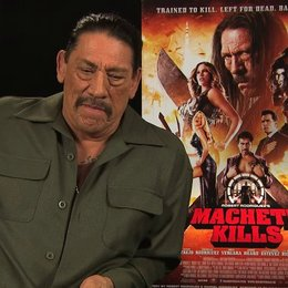 Danny Trejo über den Film - OV-Interview