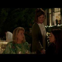 Sylvie und Marc treffen nach langer Zeit auf seiner Hochzeit mit Sophie wieder aufeinander - Szene