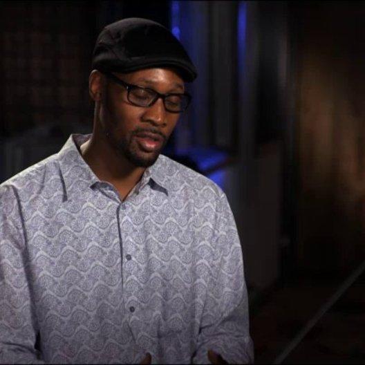 RZA über die Entstehung der Filmidee - OV-Interview