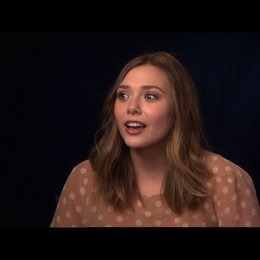 Elizabeth Olsen (Martha) über ihre Rolle - OV-Interview Poster