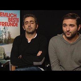 Eric Toledano und Olivier Nacache (Regisseur) über Klischees und ihre Vermeidung - OV-Interview