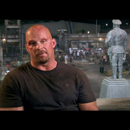 Steve Austin über den Film - OV-Interview