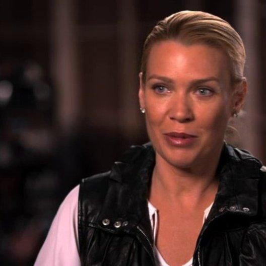 Laurie Holden über das was die Zuschaür erwartet - OV-Interview