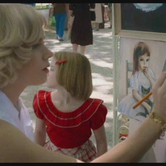 First Encounter At The Art Market - Szene Poster