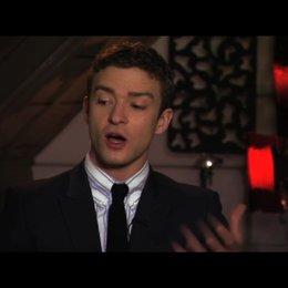 Justin Timberlake über Regisseur Will Gluck 2 scherzhaft - OV-Interview