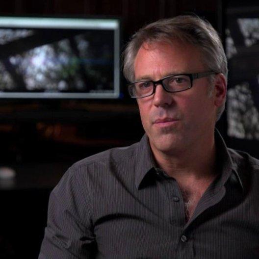 Wally Pfister über den Upload von Will Casters Gehirn - OV-Interview