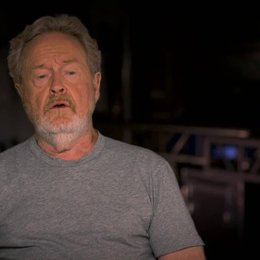Ridley Scott über den Film - OV-Interview Poster
