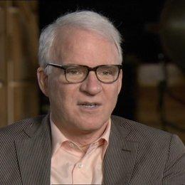 Steve Martin - Stu Preissler über dass man seine eigenen Träume verfolgen soll - OV-Interview Poster