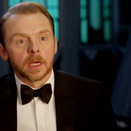 Simon Pegg (Benji Dunn) über den Anfang des Films - OV-Interview Poster
