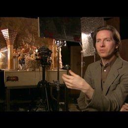 Wes Anderson über die Vorlage für Mr Fox - OV-Interview