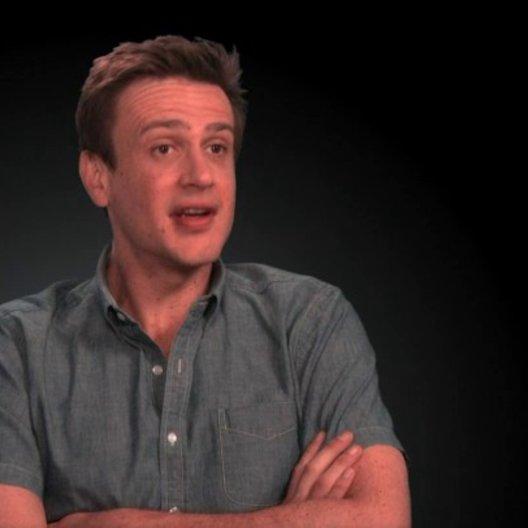 Jason Segel (Jay) über witzige Szenen im Film - OV-Interview