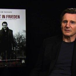 Liam Neeson über die Figur TJ - OV-Interview