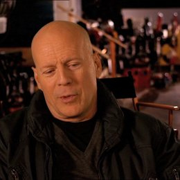 Bruce Willis (John McClane) über den Film - OV-Interview