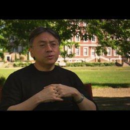 Kazuo Ishiguro über Kathy - OV-Interview