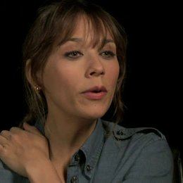 Rashida Jones - Julia - über die Arbeit mit Chris Odowd - OV-Interview