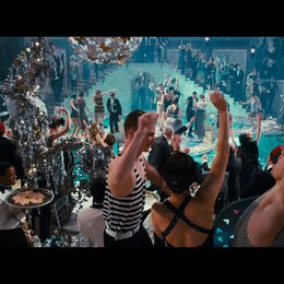 Der Grosse Gatsby - Mood Trailer 2 - A Little Party Never Killed Nobody Poster