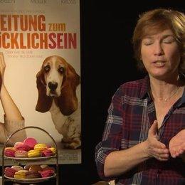 Sherry Hormann - Regisseurin - über die Verfilmung eines Sachbuches - Interview Poster
