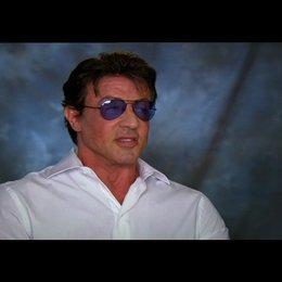 Sylvester Stallone über die verschiedenen Rollen - OV-Interview Poster
