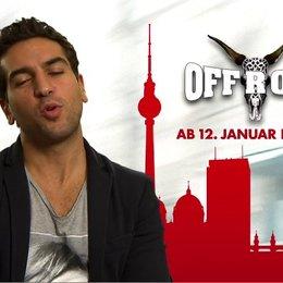 ELYAS MBAREK - Salim - über den Film - Interview Poster